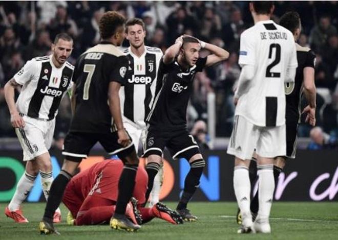 TRỰC TIẾP Juventus 1-1 Ajax: Szczesny bay người xuất thần (H2) - Bóng Đá