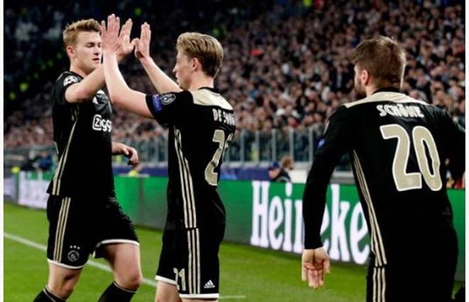 TRỰC TIẾP Juventus 1-2 Ajax: Bà đầm già run rẩy (H2) - Bóng Đá