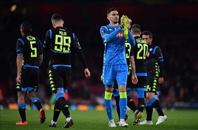 Nhận định Napoli vs Arsenal - Bóng Đá