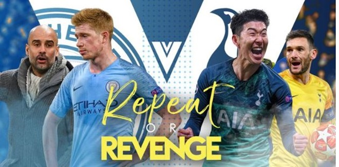 How do Manchester City and Tottenham recover for Saturday? - Bóng Đá