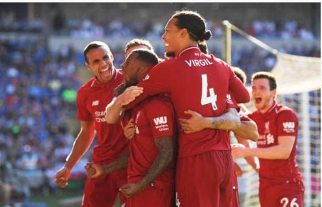 TRỰC TIẾP Cardiff City 0-1 Liverpool: Wijnaldum nã đại bác mở điểm (H2) - Bóng Đá