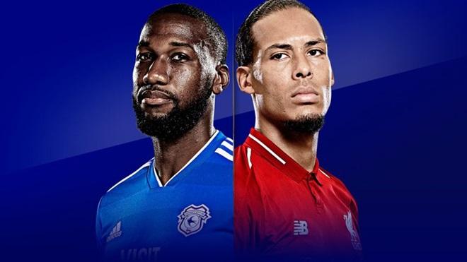 TRỰC TIẾP Cardiff City vs Liverpool - Bóng Đá
