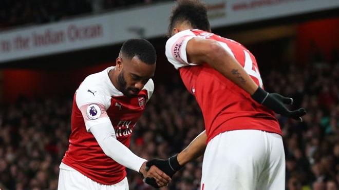 Arsenal chơi ra sao nếu Auba-Laca cùng xuất phát? - Bóng Đá