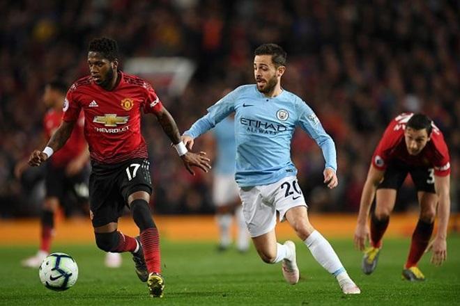 4 tội đồ của Man Utd trước Man City - Bóng Đá