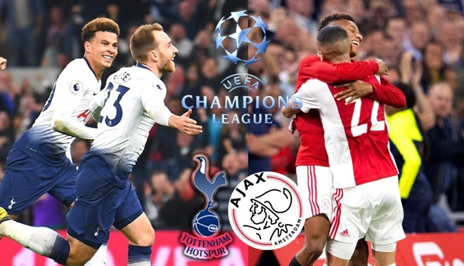 TRỰC TIẾP Tottenham vs Ajax: Đội hình dự kiến - Bóng Đá