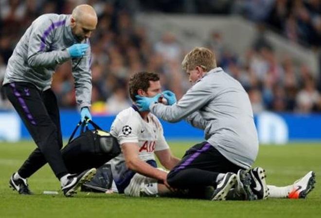 TRỰC TIẾP Tottenham 0-1 Ajax: Vertonghen rời sân  bất đắc dĩ (H1) - Bóng Đá