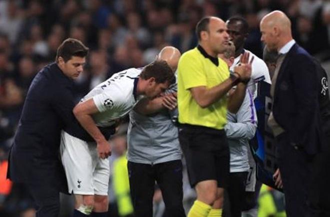 TRỰC TIẾP Tottenham 0-1 Ajax: Vertonghen rời sân bất đắc dĩ (Giải lao) - Bóng Đá