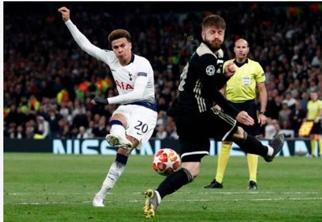 TRỰC TIẾP Tottenham 0-1 Ajax: Thế trận đôi công hấp dẫn (H2) - Bóng Đá