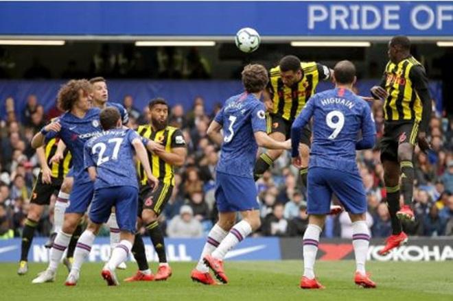 TRỰC TIẾP Chelsea 0-0 Watford: Kante rời sân vì chấn thương (H1) - Bóng Đá