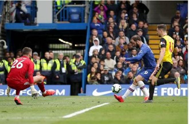 TRỰC TIẾP Chelsea 3-0 Watford: Higuain góp vui (H2) - Bóng Đá