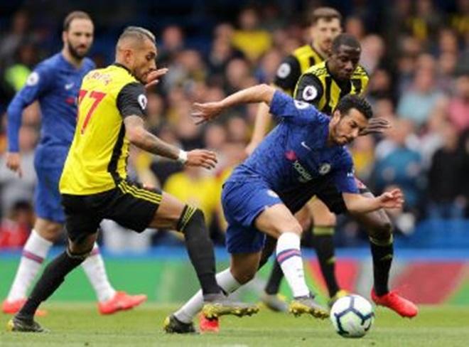 TRỰC TIẾP Chelsea 0-0 Watford: Thế trận đôi công kịch tính (H1) - Bóng Đá