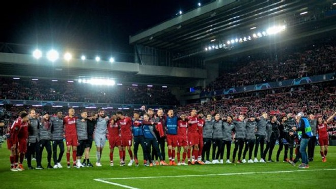 Liverpool 4-0 Barcelona: Đêm Anfield kì diệu ở Champions League - Bóng Đá