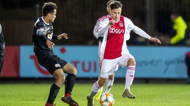 The 10 teenage starlets who could be the next De Jong or De Ligt at Ajax - Bóng Đá