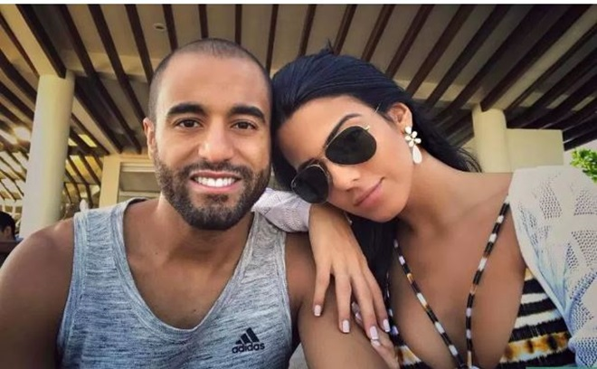 Larissa Saad: Cô vợ nóng bỏng của Lucas Moura (The Sun) - Bóng Đá