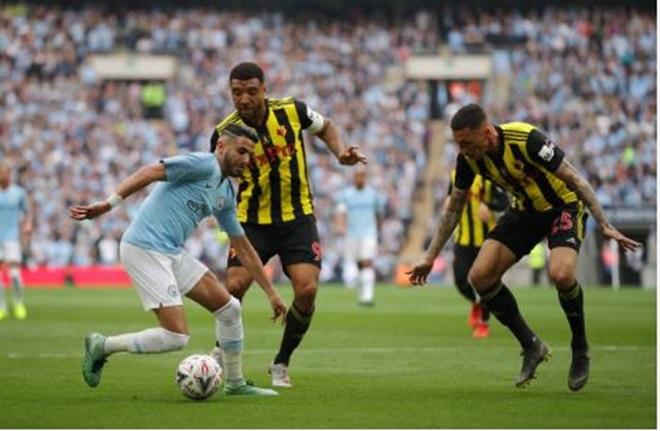 TRỰC TIẾP Man City 0-0 Watford: Kompany để bóng chạm tay (H1) - Bóng Đá
