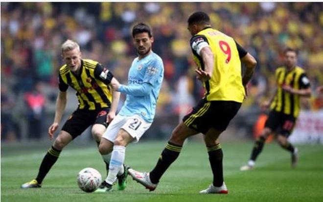 TRỰC TIẾP Man City 0-0 Watford: Ederson cứu thua tuyệt vời (H1) - Bóng Đá