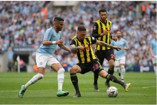 TRỰC TIẾP Man City 1-0 Watford: David Silva lập công (H1) - Bóng Đá