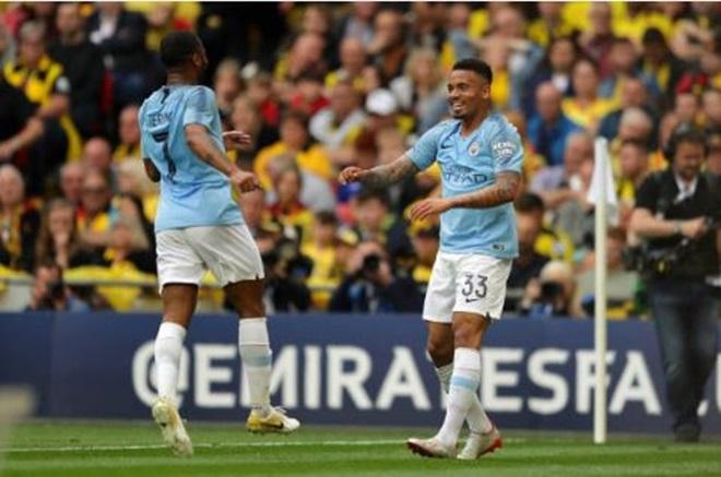 TRỰC TIẾP Man City 2-0 Watford: Sterling nổ súng (H1) - Bóng Đá