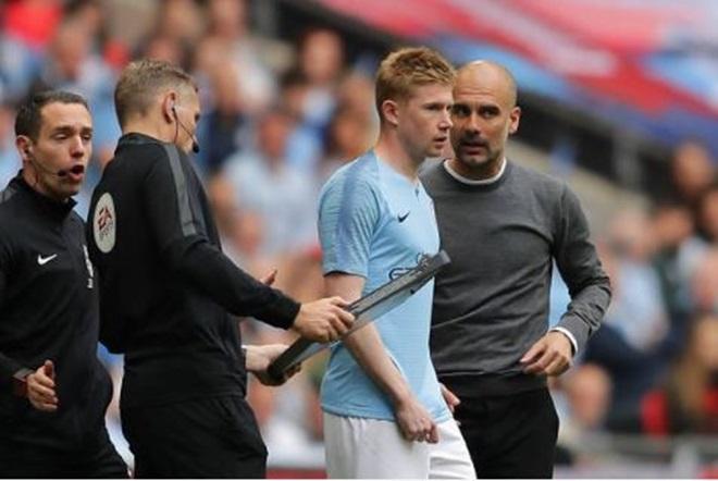 TRỰC TIẾP Man City 5-0 Watford: Cú đúp cho Sterling (H2) - Bóng Đá