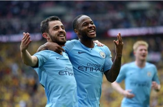 TRỰC TIẾP Man City 6-0 Watford: Hattrick cho Sterling (H2) - Bóng Đá
