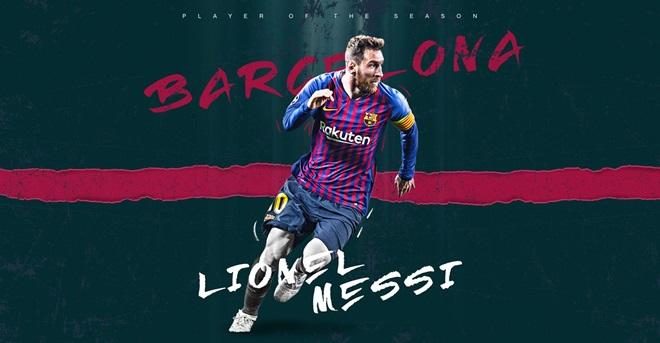 3 cầu thủ Barcelona xuất sắc nhất mùa giải 2018/2019 - Bóng Đá