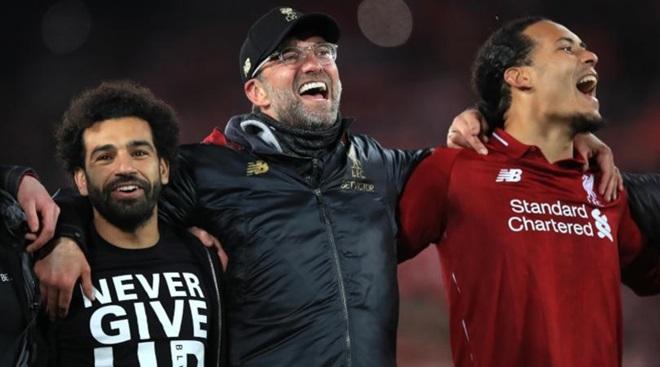 Liverpool và 5 điểm nhấn mùa giải 2018/2019 - Bóng Đá
