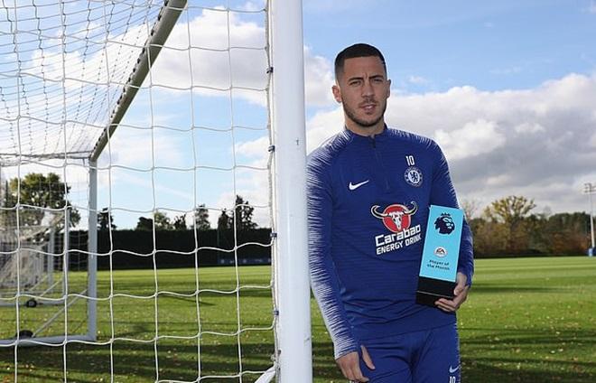 Eden Hazard chia sẻ trước thềm chung kết Europa League (Daily Mail) - Bóng Đá