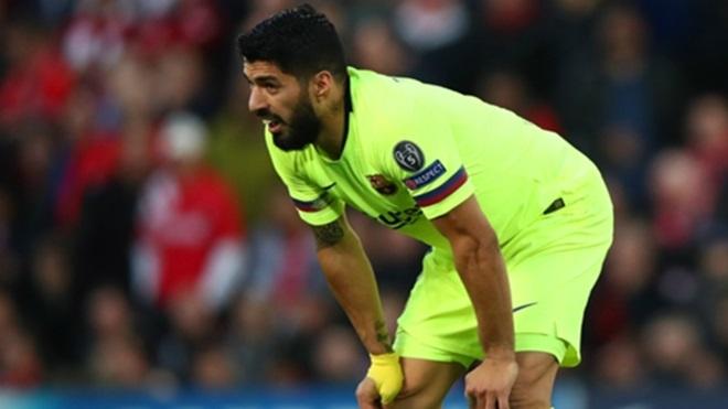 Suarez cảm thấy ám ảnh khi thua Liverpool