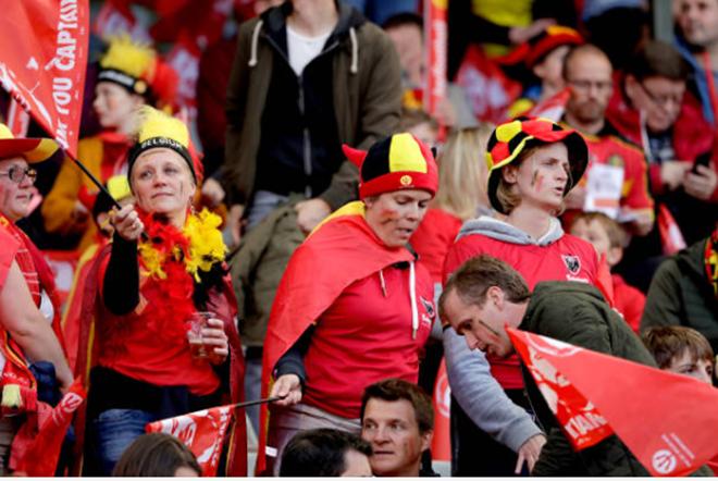 ảnh sau trận Bỉ vs Kazakhstan - Bóng Đá