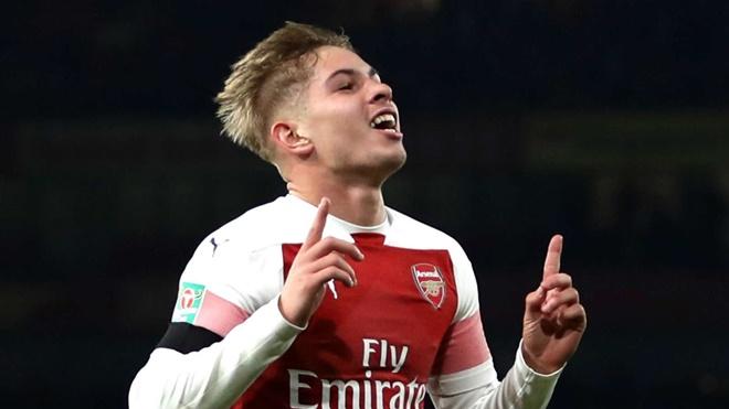 4 tài năng trẻ triển vọng nhất của Arsenal mùa giải 2019/2020 - Bóng Đá