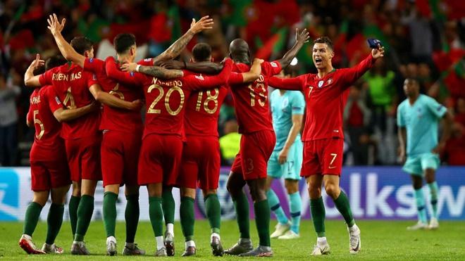Liệu Bồ Đào Nha có thể thống trị châu Âu sau chức vô địch UEFA Nations League? - Bóng Đá