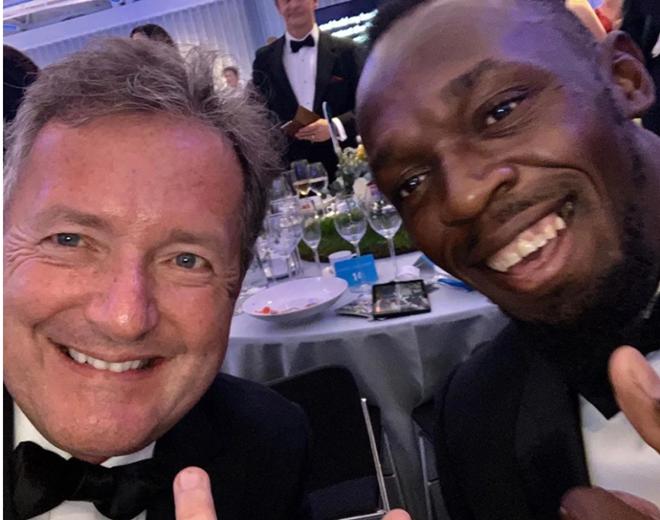 Usain Bolt xuất hiện cùng John Terry tại sự kiện Soccer Aid (The Sun) - Bóng Đá