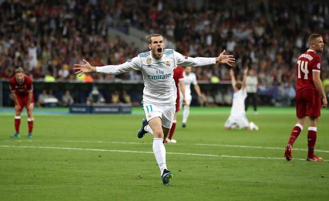 Những ngôi sao Real Madrid làm