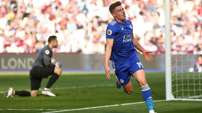 Harvey Barnes can be the next big thing for Leicester and England - Bóng Đá