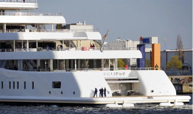 Khám phá siêu du thuyền nơi Lampard và ông chủ Chelsea gặp mặt (The Sun) - Bóng Đá