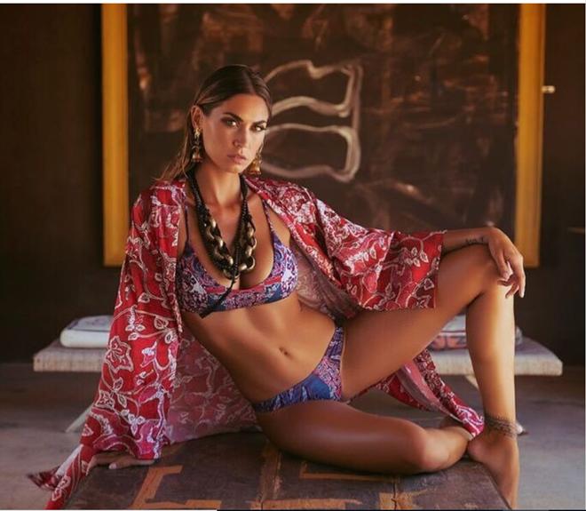 Chiêm ngưỡng vẻ đẹp của Melissa Satta-Boateng (The Sun) - Bóng Đá