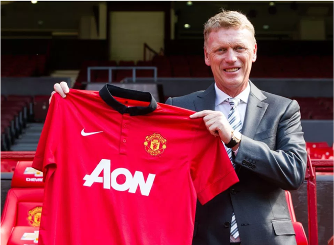 David Moyes' six-year Man Utd deal runs out today and here's how the world changed since, from Donald Trump to Love Island - Bóng Đá