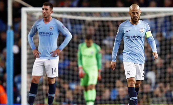 Man City ra mắt áo đấu sân khách mới (The Sun) - Bóng Đá