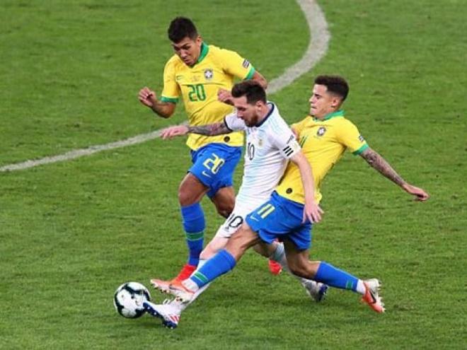Argentina - Messi: Bài toán