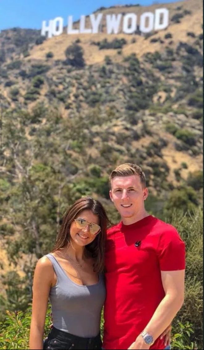 Meet Aston Villa's new signing Matt Targett's stunning Wag Jasmin Buckle, who loves fashion and sells clobber on Depop - Bóng Đá