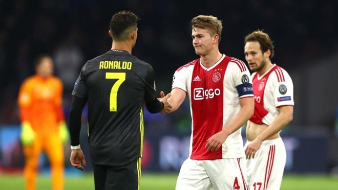 Tại sao De Ligt chọn Juventus? - Bóng Đá