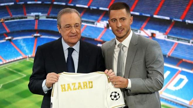 Antoine Griezmann and Eden Hazard arrive in Barcelona and Real Madrid's summer of spending - Bóng Đá