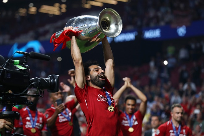Liverpool ra mắt mẫu áo đấu thứ 3 (Daily Mail) - Bóng Đá