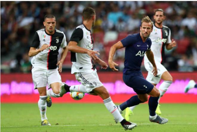 TRỰC TIẾP Juventus 2-2 Tottenham: Kane dứt điểm táo bạo (H2) - Bóng Đá