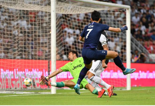 TRỰC TIẾP Juventus 0-1 Tottenham: Lamela xé lưới Buffon (H1) - Bóng Đá
