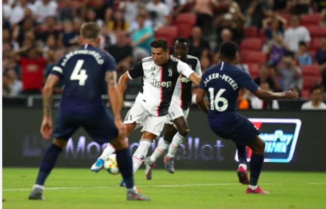 TRỰC TIẾP Juventus 0-1 Tottenham: Thế trận đôi công hấp dẫn (H1) - Bóng Đá