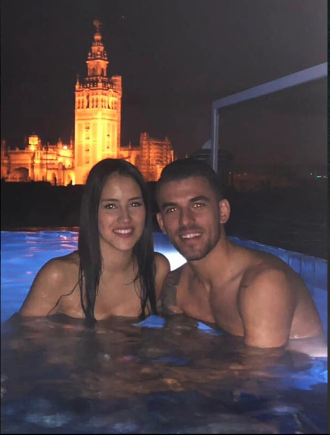 Arsenal transfer target Dani Ceballos' Wag is trainee teacher and model Maria Sanchez Del Moral - Bóng Đá
