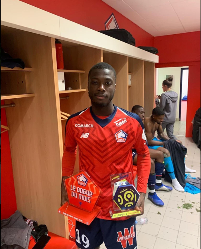 Arsenal £72m signing Nicolas Pepe nearly lost his career over a stolen chocolate bar - Bóng Đá