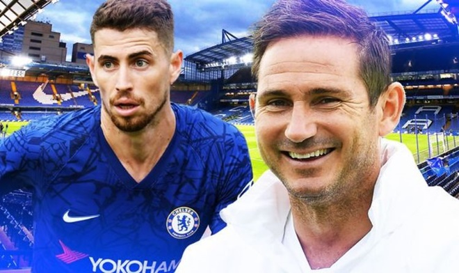 Jorginho: Learning from Frank Lampard and Chelsea expectations - Bóng Đá