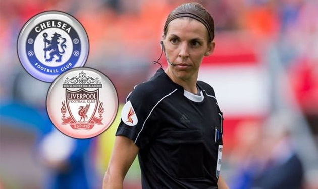 Who is Stephanie Frappart? Trailblazing Super Cup referee who quit playing football at 18 to pursue dream as official - Bóng Đá
